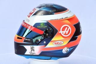 F1 2019: los cascos Foto 14