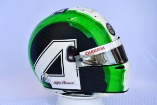 F1 2019: los cascos Foto 15
