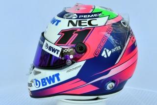 F1 2019: los cascos Foto 20