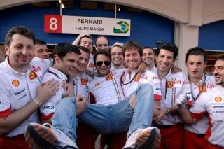 Felipe Massa: 16 años en Fórmula 1 Foto 31