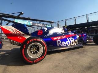 Fotos Alexander Albon F1 2019 Foto 29