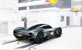 Fotos Aston Martin AM-RB 001 - Foto 2
