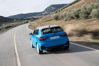 Foto 2 - Fotos Audi A1 Sportback 2019