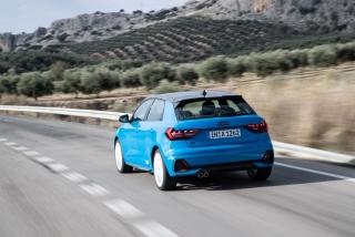 Fotos Audi A1 Sportback 2019 Foto 5