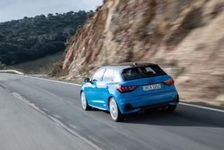 Fotos Audi A1 Sportback 2019 Foto 6