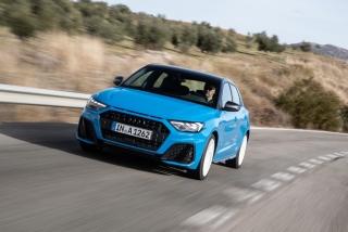 Fotos Audi A1 Sportback 2019 Foto 8
