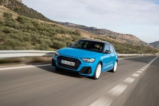 Fotos Audi A1 Sportback 2019 Foto 9