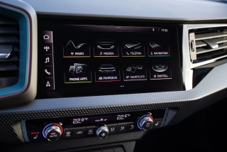 Fotos Audi A1 Sportback 2019 Foto 23