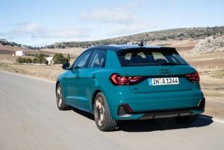 Fotos Audi A1 Sportback 2019 Foto 69