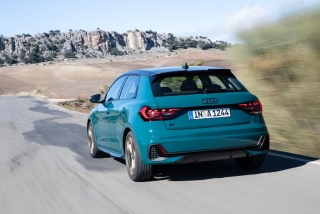 Fotos Audi A1 Sportback 2019 Foto 70
