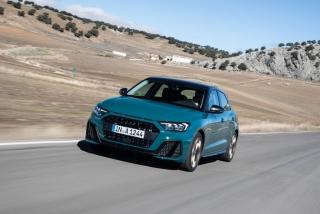Fotos Audi A1 Sportback 2019 Foto 72