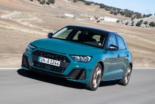 Fotos Audi A1 Sportback 2019 Foto 73