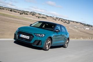 Fotos Audi A1 Sportback 2019 Foto 74