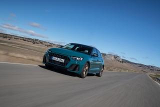 Fotos Audi A1 Sportback 2019 Foto 76
