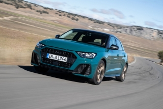 Fotos Audi A1 Sportback 2019 Foto 77