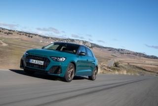 Fotos Audi A1 Sportback 2019 Foto 78