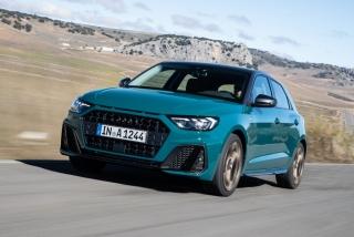 Fotos Audi A1 Sportback 2019 Foto 79