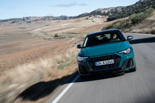 Fotos Audi A1 Sportback 2019 Foto 80