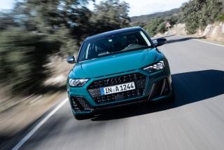 Fotos Audi A1 Sportback 2019 Foto 82