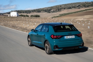 Fotos Audi A1 Sportback 2019 Foto 88