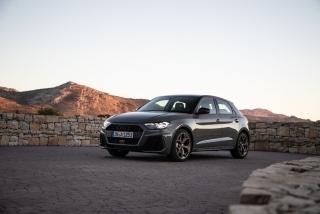 Fotos Audi A1 Sportback 2019 Foto 101