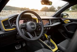 Fotos Audi A1 Sportback 2019 Foto 115