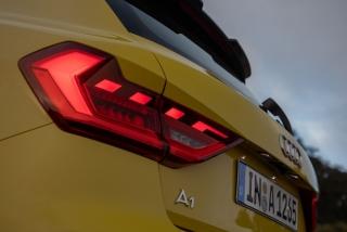 Fotos Audi A1 Sportback 2019 Foto 137