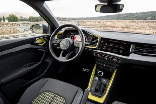 Fotos Audi A1 Sportback 2019 Foto 139