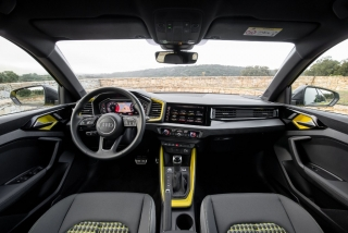 Fotos Audi A1 Sportback 2019 Foto 140