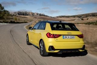 Fotos Audi A1 Sportback 2019 Foto 141
