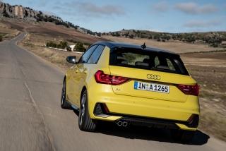 Fotos Audi A1 Sportback 2019 Foto 142