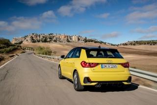 Fotos Audi A1 Sportback 2019 Foto 143