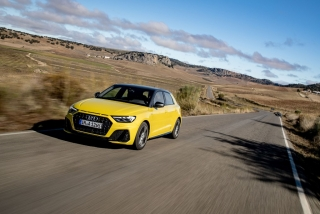 Fotos Audi A1 Sportback 2019 Foto 144