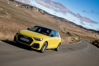 Fotos Audi A1 Sportback 2019 Foto 145