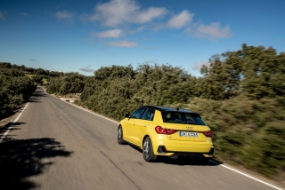Fotos Audi A1 Sportback 2019 Foto 146