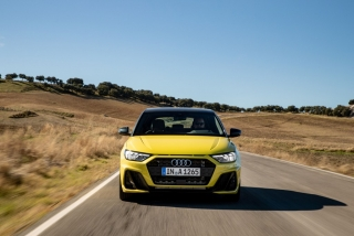 Fotos Audi A1 Sportback 2019 Foto 147