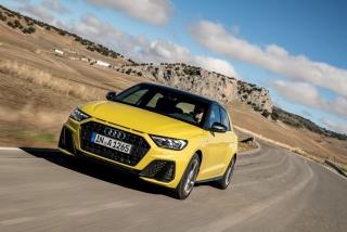Fotos Audi A1 Sportback 2019 Foto 149