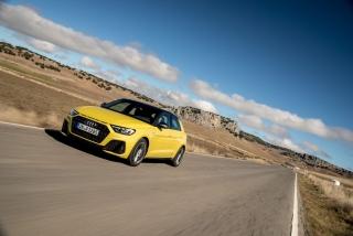 Fotos Audi A1 Sportback 2019 Foto 150
