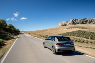 Fotos Audi A1 Sportback 2019 Foto 152