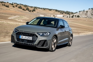 Fotos Audi A1 Sportback 2019 Foto 154