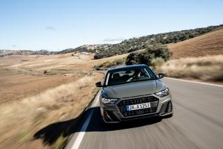 Fotos Audi A1 Sportback 2019 Foto 156