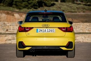 Fotos Audi A1 Sportback 2019 Foto 166