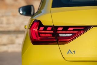 Fotos Audi A1 Sportback 2019 Foto 167