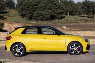 Fotos Audi A1 Sportback 2019 Foto 169