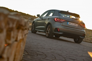 Fotos Audi A1 Sportback 2019 Foto 172