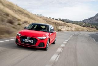 Fotos Audi A1 Sportback 2019 Foto 211