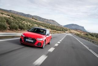 Fotos Audi A1 Sportback 2019 Foto 212