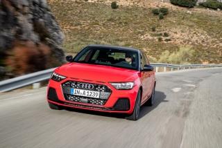 Fotos Audi A1 Sportback 2019 Foto 213