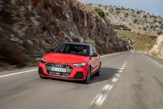 Fotos Audi A1 Sportback 2019 Foto 214