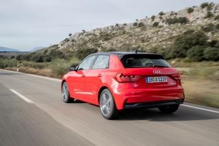 Fotos Audi A1 Sportback 2019 Foto 218